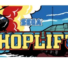 Choplifter Arcade Sticker