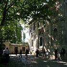 Chestnut Tree beside Beyazit Mosque by Jens Helmstedt