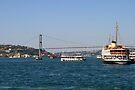 Bosporus by Jens Helmstedt