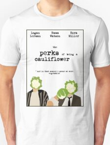 the perks of being a cauliflower T-Shirt