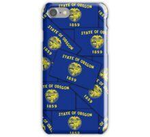 Smartphone Case - State Flag of Oregon - Multiple II iPhone Case/Skin