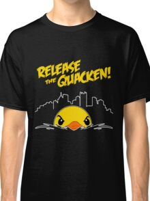 Release The Quacken Classic T-Shirt