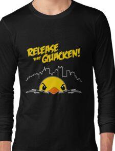 Release The Quacken Long Sleeve T-Shirt