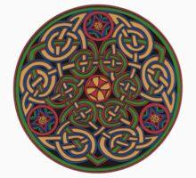 Celtic Illumination - Trinity Circle Kids Clothes