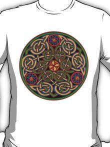 Celtic Illumination - Trinity Circle T-Shirt