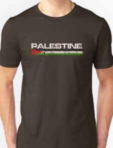 Palestine with Falg T shirts, iphone Covers and Cards Unisex T-Shirt