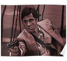 SCARFACE - Tony Montana Poster