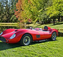 1959 Dino Ferrari 196S II by DaveKoontz