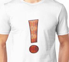 Exclamation mark Unisex T-Shirt