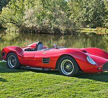 1959 Dino Ferrari 196S III by DaveKoontz