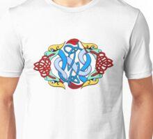 Celtic Illumination - Dragon Knot Unisex T-Shirt