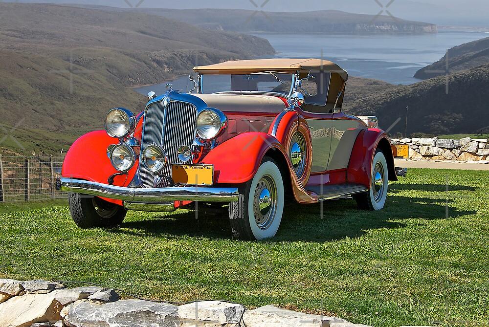 1934 Chrysler CA Roadster by DaveKoontz