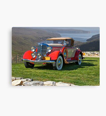 1934 Chrysler CA Roadster Canvas Print