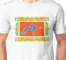 Celtic Illumination - Wolf Hound Unisex T-Shirt