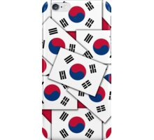 Smartphone Case - Flag of South Korea - Multiple II iPhone Case/Skin