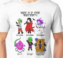 What is in your NIGHTMARES?? T-Shirt