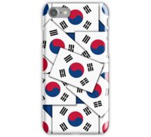 Smartphone Case - Flag of South Korea - Multiple III  iPhone Case/Skin