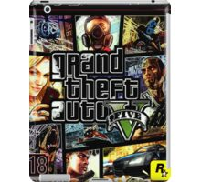 Grand Theft Auto V iPad Case/Skin
