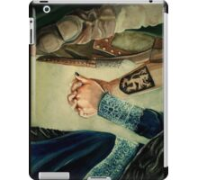 Outlaw Queen iPad Case/Skin