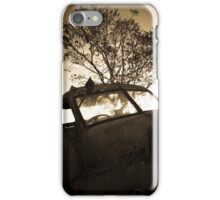 Decay Series #1 iPhone Case/Skin