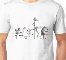 Zombie Zoo Unisex T-Shirt