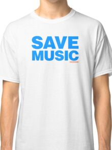 Save Music Classic T-Shirt