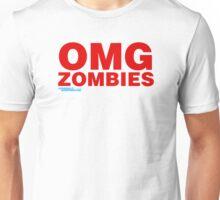 OMG Zombies Unisex T-Shirt