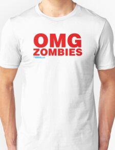 OMG Zombies T-Shirt