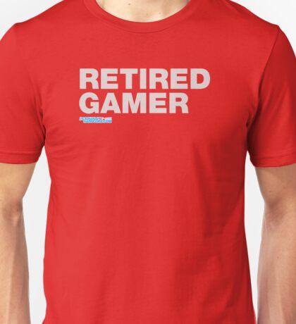 Retired Gamer Unisex T-Shirt