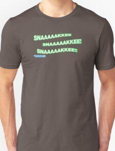 Snake! Unisex T-Shirt