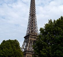 Eiffel Tower, Paris by Scott Lyons
