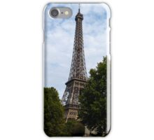 Eiffel Tower, Paris iPhone Case/Skin