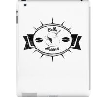 Coffee Addict iPad Case/Skin
