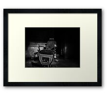 ...WAITING MY TIME... Framed Print