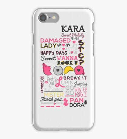 KARA Sweet Melody (Phone Case) iPhone Case/Skin