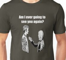 Doctor who and Rose Tyler : Goodbye Unisex T-Shirt