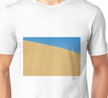 gold sand dune Unisex T-Shirt