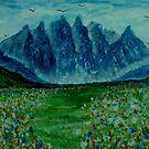 Alpine Meadow by George Hunter