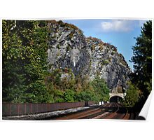 Harpers Ferry Tunnel Poster