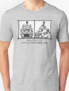 Monster Mug Shot T-Shirt
