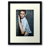 Brandon - England Framed Print