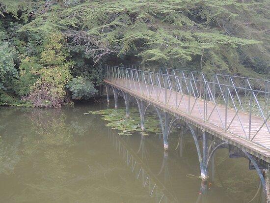 Peaceful Bridge (Blenheim Grounds) by CreativeEm