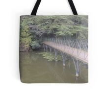 Peaceful Bridge (Blenheim Grounds) Tote Bag
