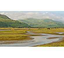 Estuary Run Photographic Print