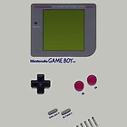Nintendo Gameboy iPhone 5 Case by theITfactor