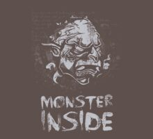 Monster Inside by ccorkin