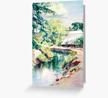 Bellinger Springtime Greeting Card