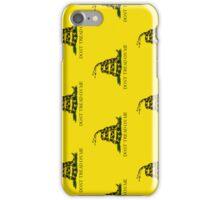 Smartphone Case - Gadsden (Tea Party) Flag IV iPhone Case/Skin