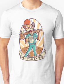 Old Time Batter T-Shirt