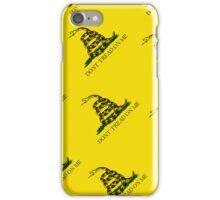 Smartphone Case - Gadsden (Tea Party) Flag V iPhone Case/Skin